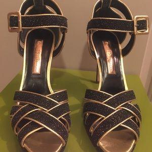 Rupert Sanderson Alisa heels, size 40 (10).